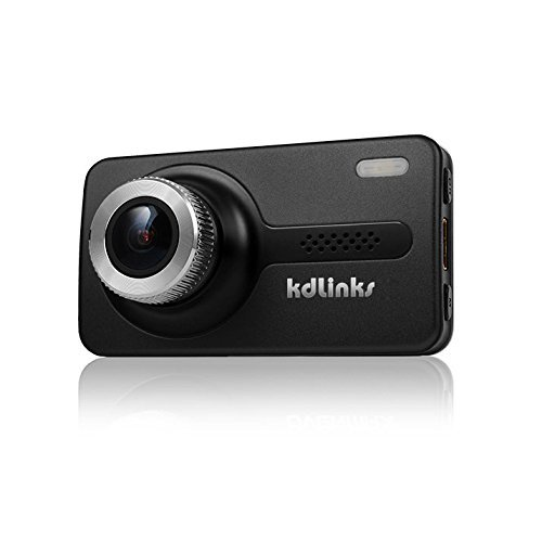 Picture of the best dash cam for truckers, kdlinks.